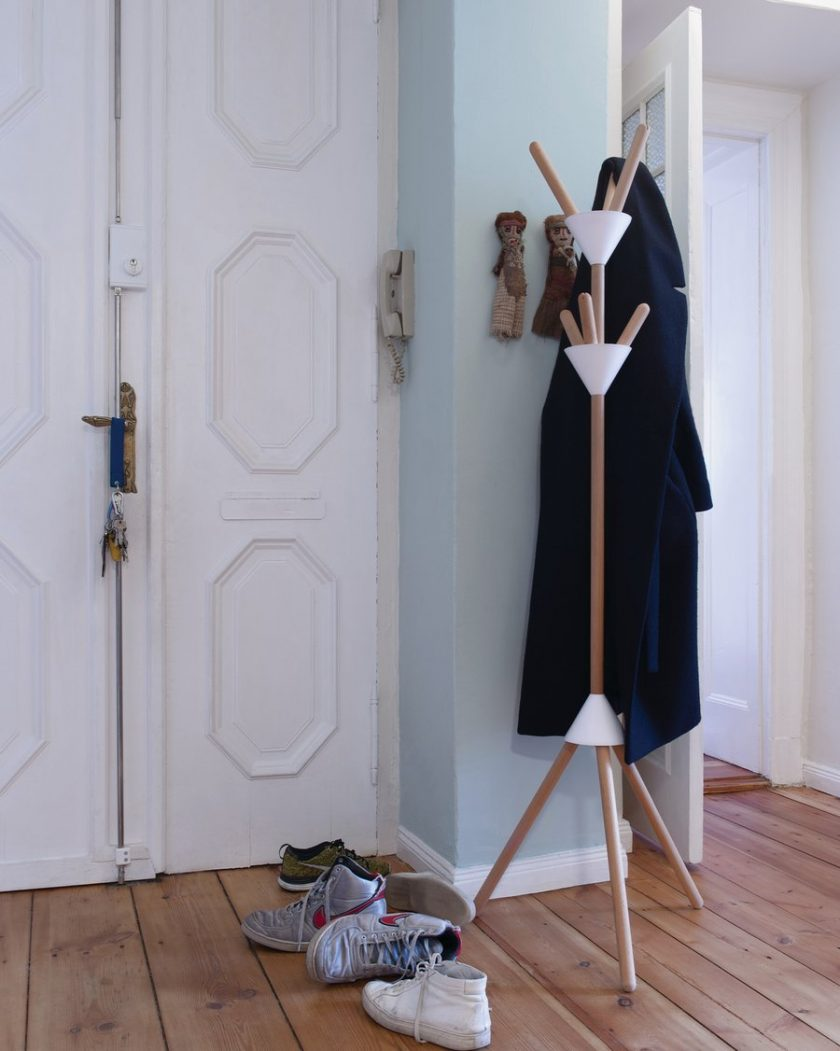 Alessi Pierrot Coat Stand