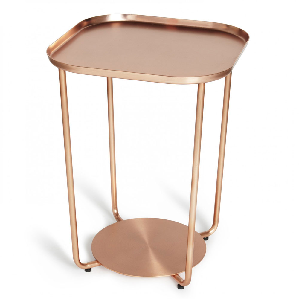 Umbra - Annex Side Table Copper