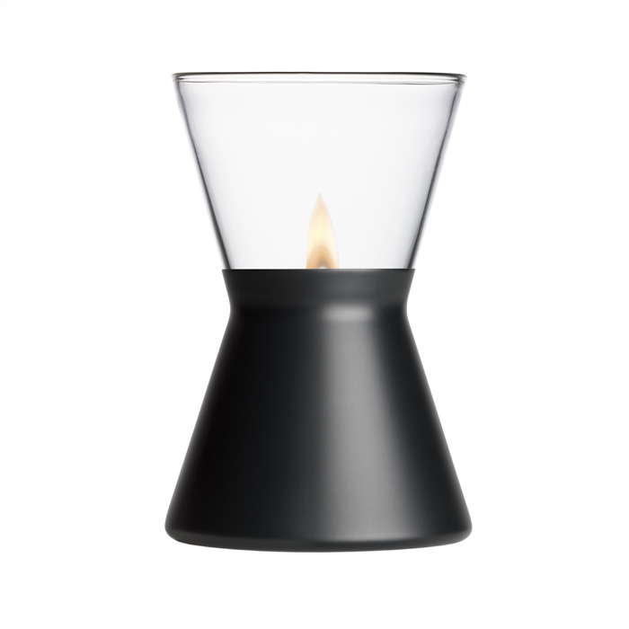 Iittala - Glow Oil Lamp - Black