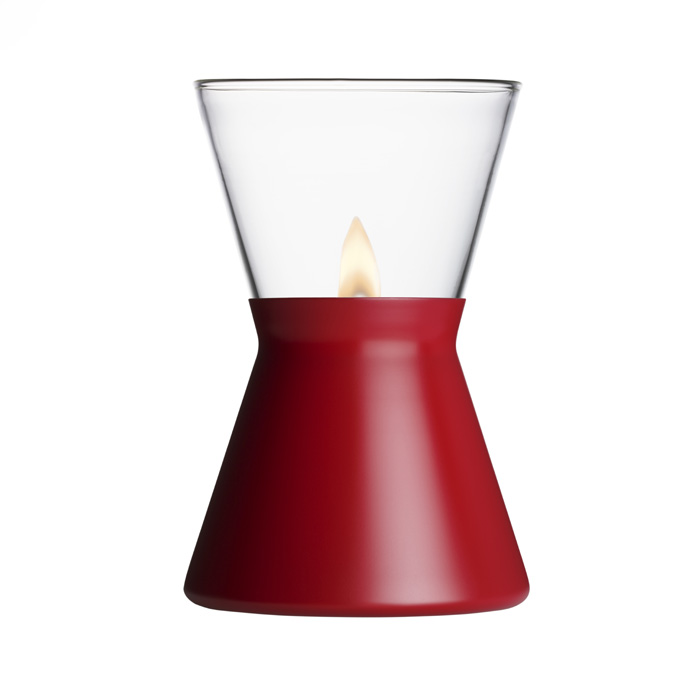 Iittala - Glow Oil Lamp - Red
