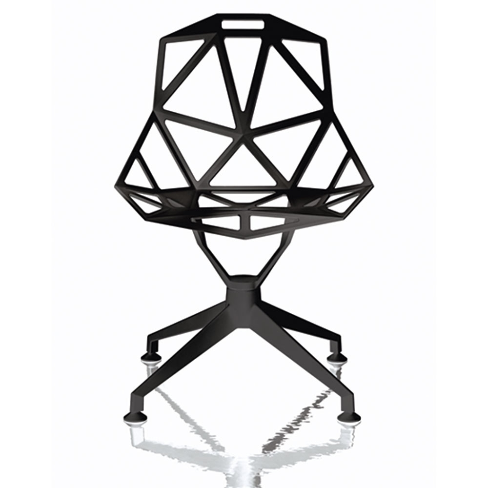 magis konstantin grcic chair one 4star panik design. Black Bedroom Furniture Sets. Home Design Ideas