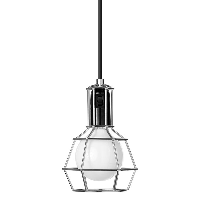 Design House Stockholm - Work Lamp - Silver