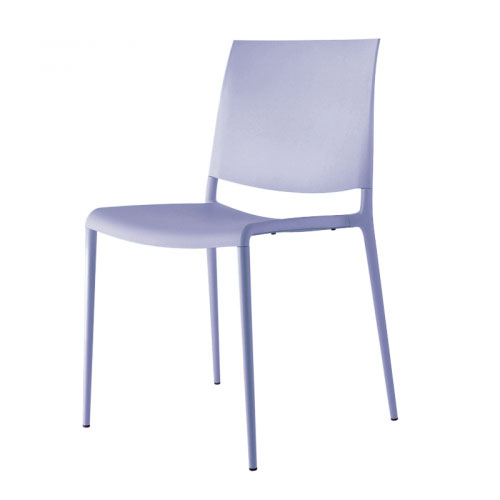 Rexite - Alexa Stackable Chair 2520 - Set of 2 - Lavender