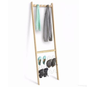 Umbra - Leanera Coat and Shoe Rack