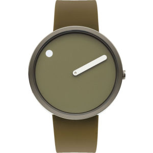 Rosendahl - Picto Watch 4cm Olive Green