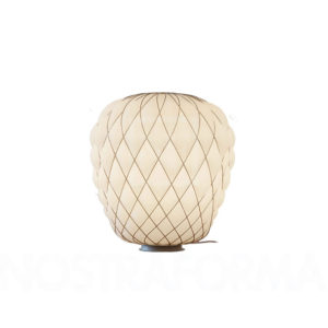 Fontana Arte - Pinecone Table Light White
