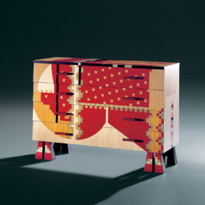 Zanotta - Calamobio Chest of Drawers