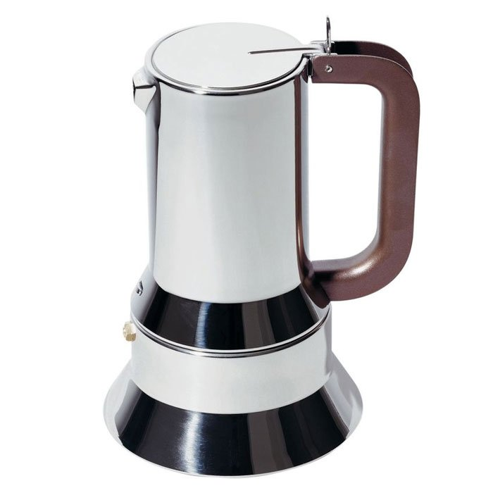 Charming Alessi   Espresso Coffee Maker   1 Cup   9090/1 Awesome Design