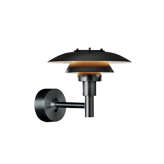 Louis Poulsen w Poul Henningsen PH 3-2½ Wall Light