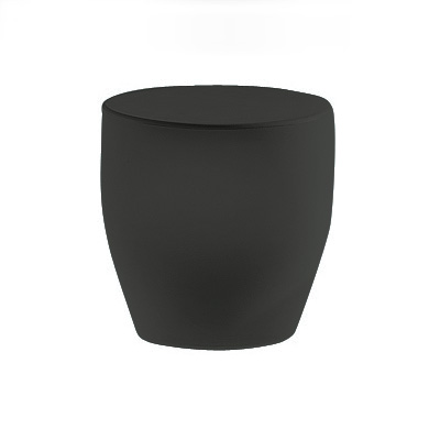 Driade Store - Tokyo-Pop Small Table/Stool (Black Anthracite)