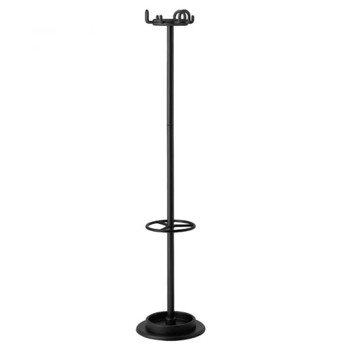 Rexite - Aiuto Coat & Umbrella Stand - Black