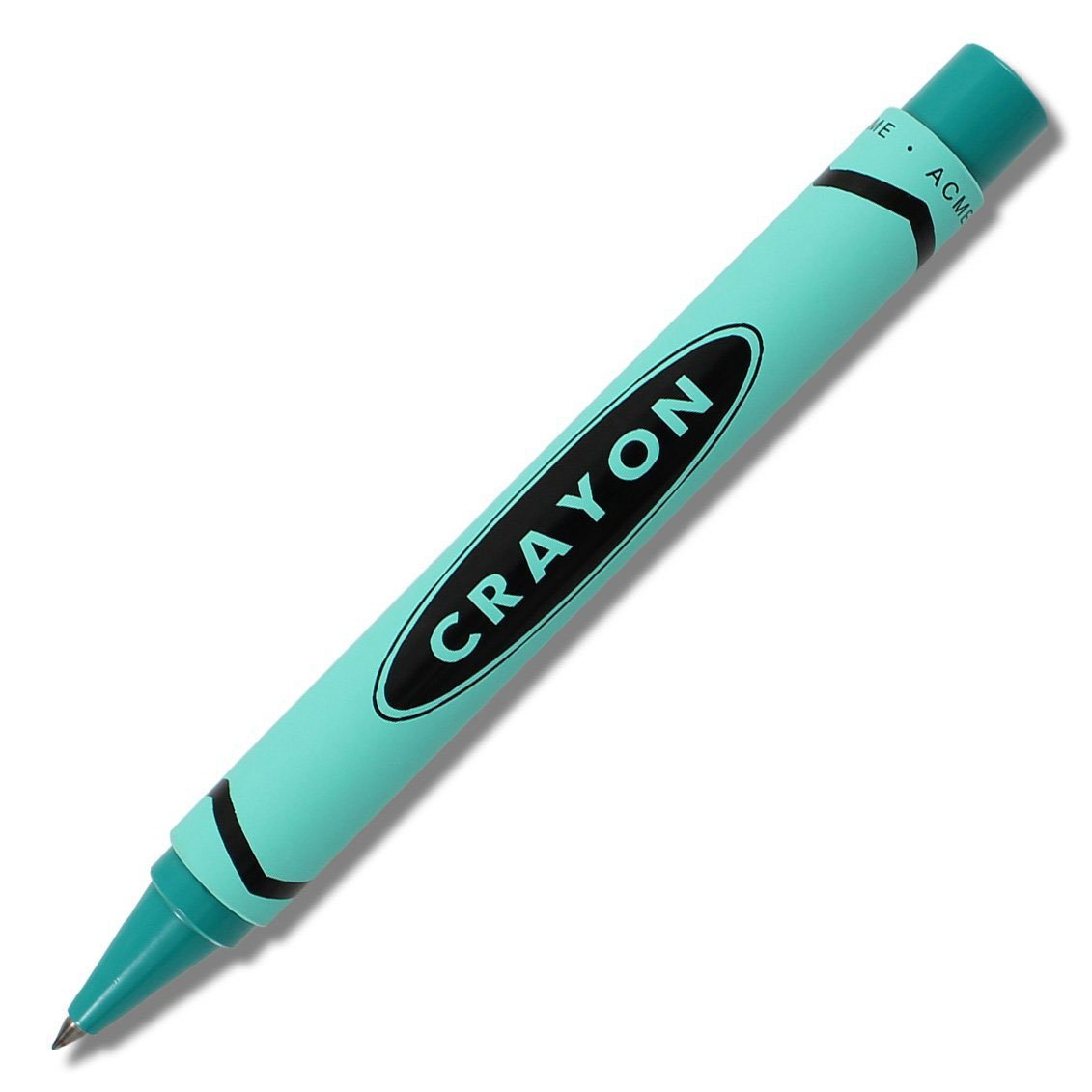 Acme Studio Quot Crayon Quot Retractable Roller Ball Teal