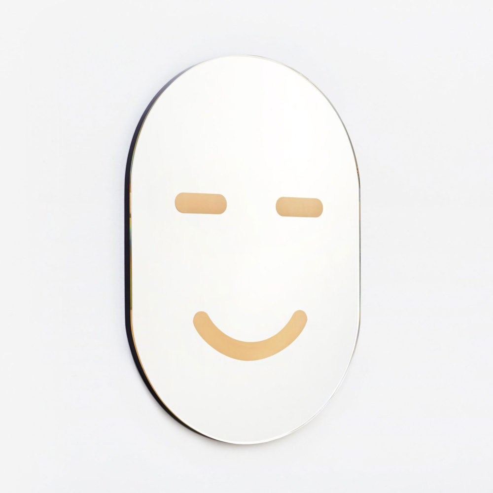 Areaware - Mirror Mask - Yes