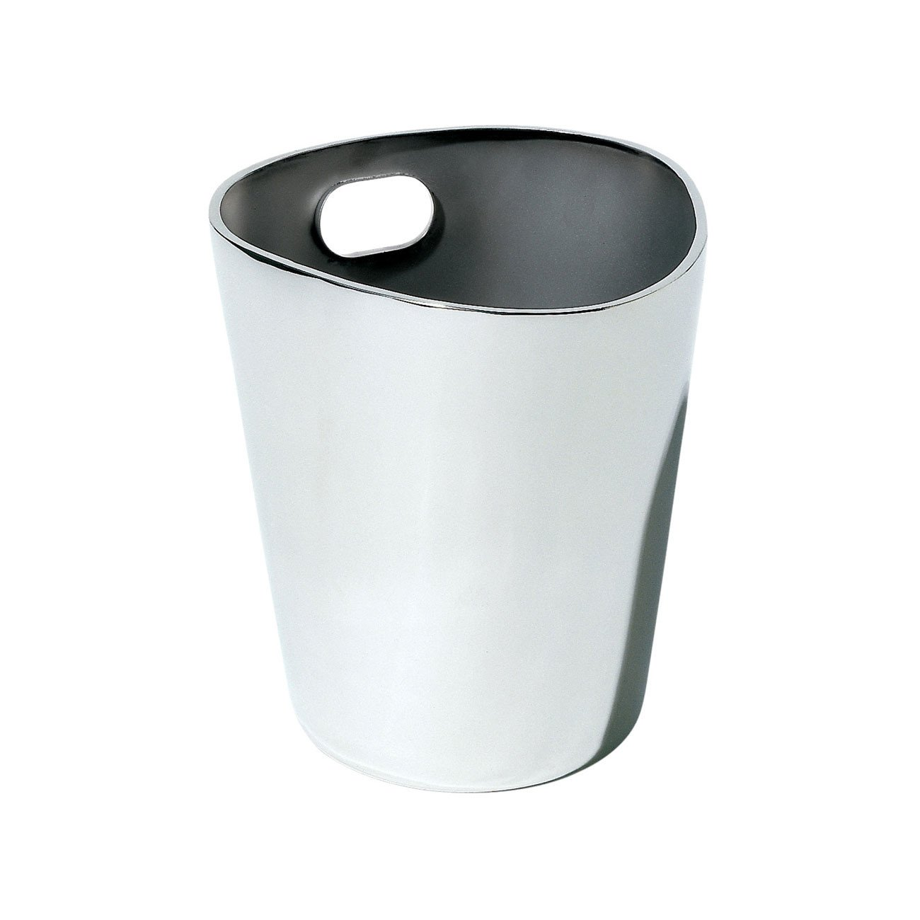 Alessi jasper morrison ice bucket mirror polished