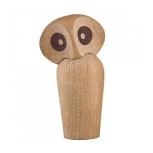 ArchitectMade - Paul Anker - Danish Owl Natural Oak Small 1960