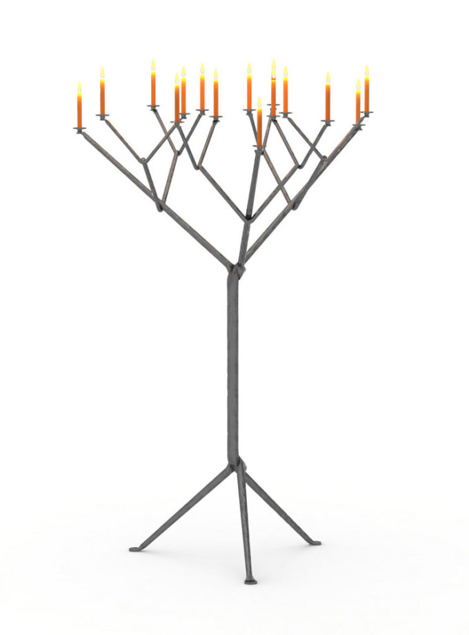 Magis - Officina 15 Arm Candle Holder Tree