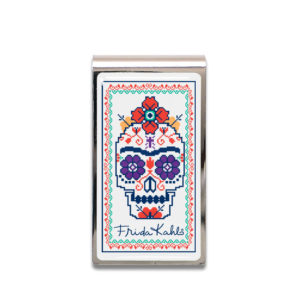 ACME Studio Sugar Skull Money Clip Frida Kahlo
