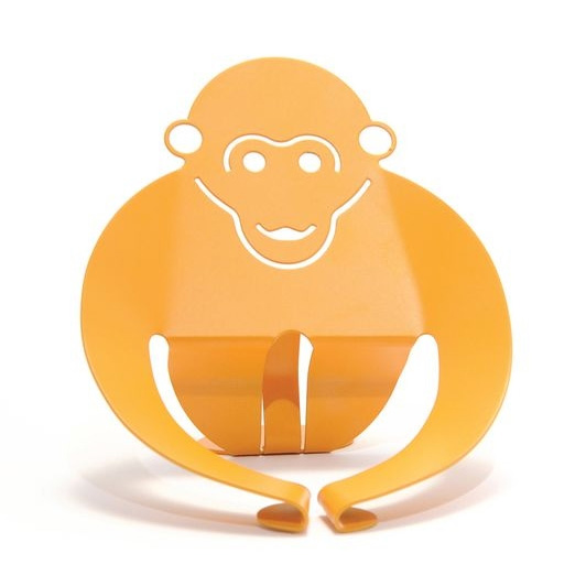 Alessi - Orange Gori Figure