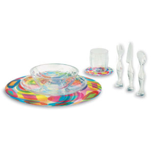 Alessi - Lorenza Bozzoli - Alessibambino Table Set