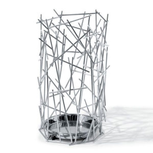 "Alessi - ""Blow Up"" Umbrella Stand"