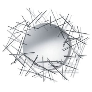 "Alessi - ""Blow Up"" Wall Mirror"