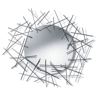Alessi Blow Up Wall Mirror by Campana brothers