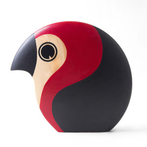 ArchitectMade - Hans Bolling - Discus Large Red 1961