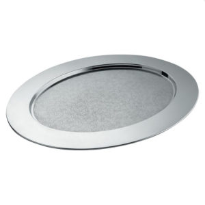 Alessi - Ovale Cesellato Oval Tray