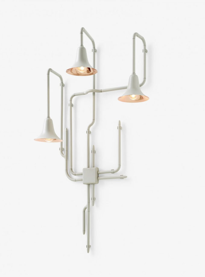 &Tradition - Light Forest OD2 Wall Light