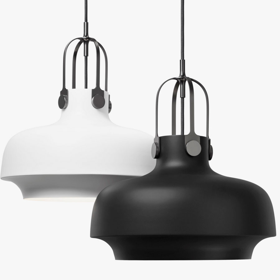 &Tradition - Copenhagen SC7 Suspension Light