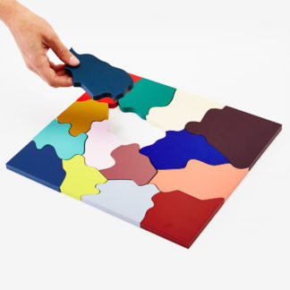 Areaware - Colour Wooden Puzzle