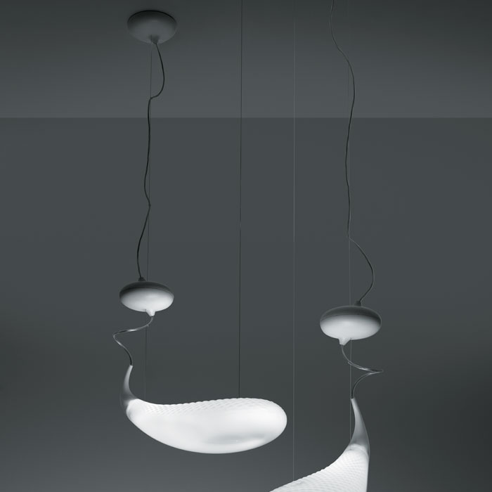 Artemide - Ross Lovegrove - Cosmic Mugg Suspension Light
