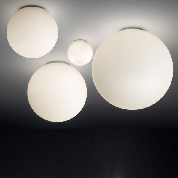 Artemide - Dioscuri Wall/Ceiling Light 25 Medium