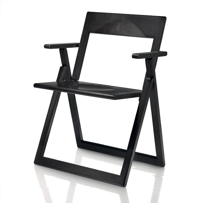 Magis Aviva Folding Chair With Arms Panik Design