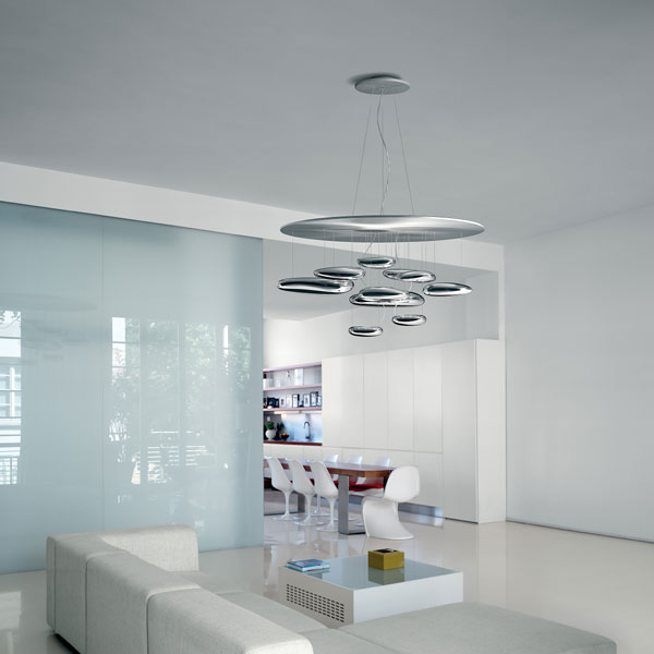 Artemide - Mercury Suspension Light