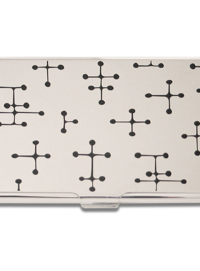 ACME Studio - Charles and Ray Eames - Dots Acid Etched Card Case