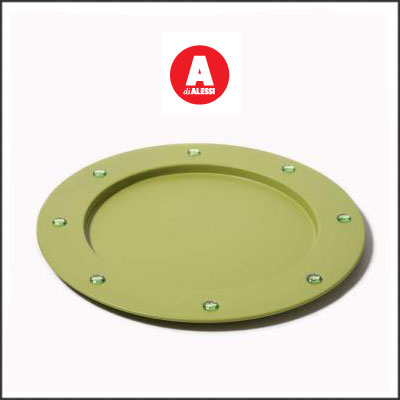 A di Alessi - Ba-rock Green Tray