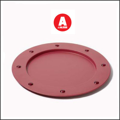 A di Alessi - Ba-rock Red Tray