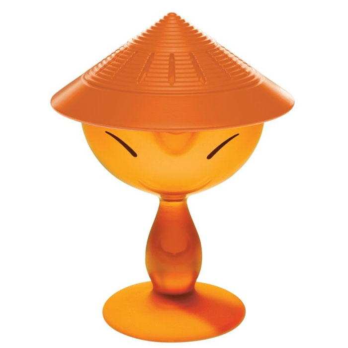 A di Alessi Mandarin Citrus Squeezer Orange