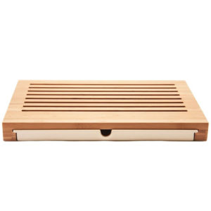 Alessi - Sbriciola Bread Board with Crumb Catcher