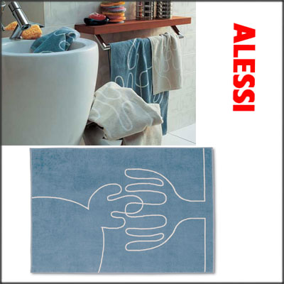 Alessi - Kristiina Lassus - Outline Bath Towel