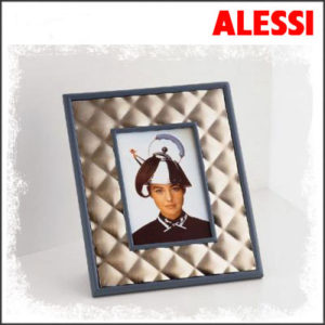 Alessi - Michael Graves - Photo Frame Graves Blue
