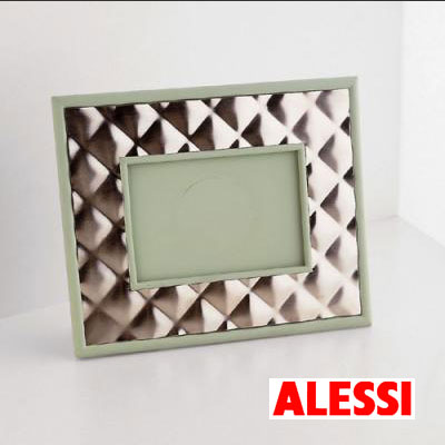 Alessi Photo Frame Celadon Michael Graves