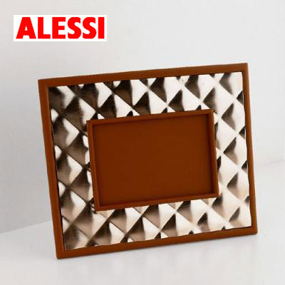Alessi Photo Frame Graves Red Michael Graves
