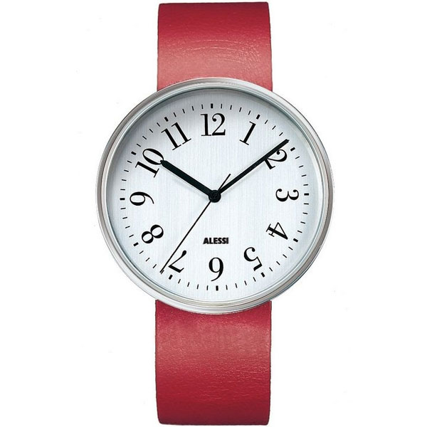 Alessi - Replacement Record Watch Strap (AL6004)