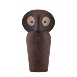 ArchitectMade - Paul Anker - Danish Owl Smoked Oak Large 1960