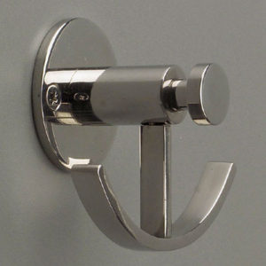 &Tradition - Hangover Polished Stainless Steel Hook Qty x1 only