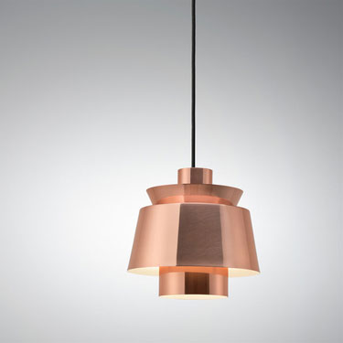 &Tradition - Utzon Pendant Copper 1947