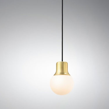 &Tradition Mass Suspension Light NA5 Brass