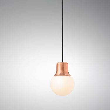 &Tradition Mass Suspension Light NA5 Copper